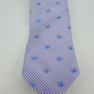 Club Room Cray Fish Neck Tie 100% Silk NWT